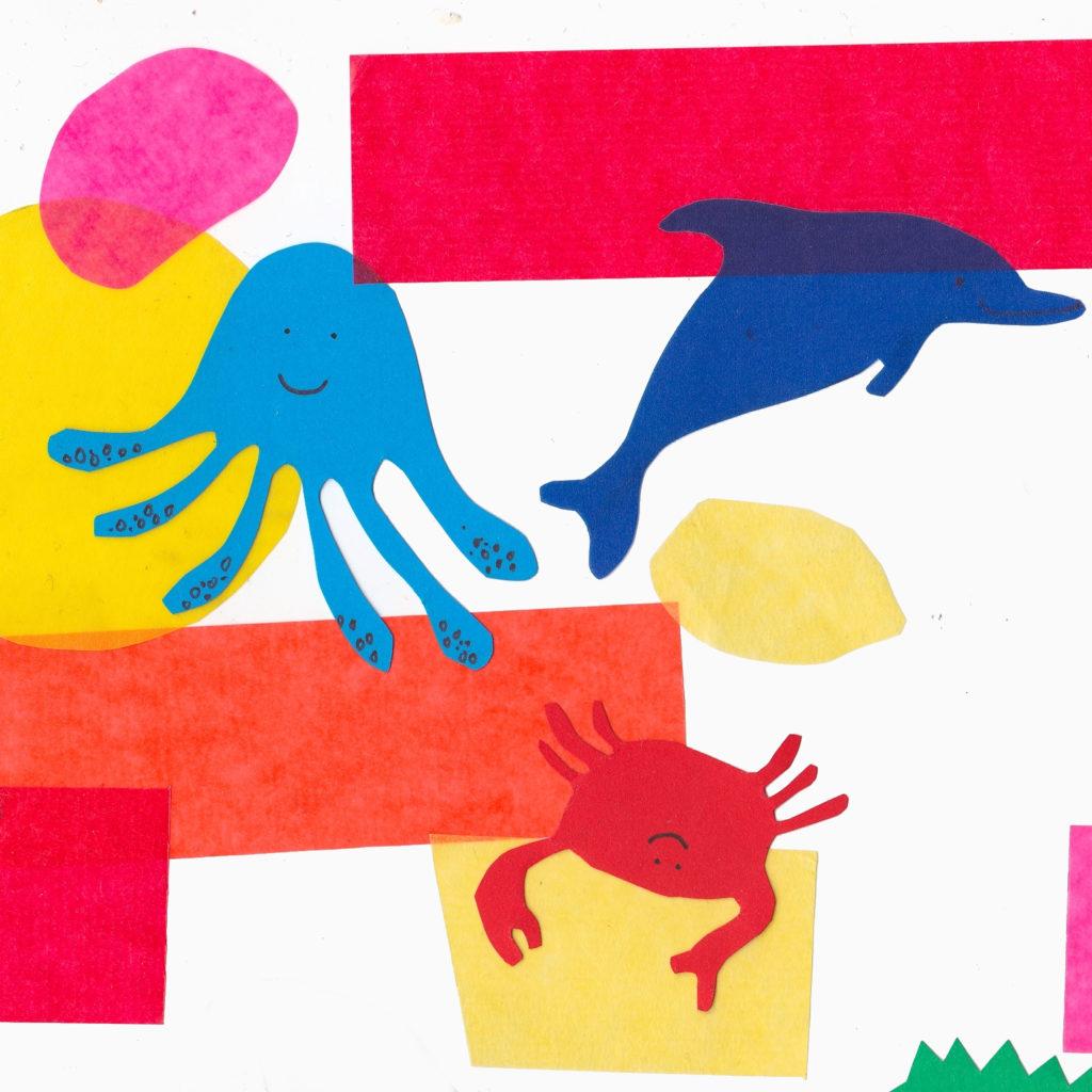 Yoga für Kinder, Thema Unterwasserwelt